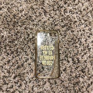 kate spade Accessories - Kate Spade Glitter IPhone 6 Case